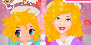 Spiel - Barbie and Daughter Fashionistas