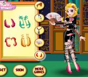 Spiel - Elsa Cheongsam Design