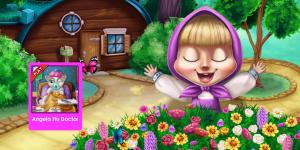 Spiel - Masha Spring Allergy