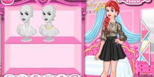 Spiel - Disney Fashionistas Online