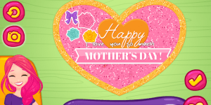 Spiel - Mother's Day Card Maker