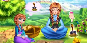 Spiel - Anna Mommy Gardening