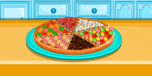 Spiel - Cooking Candy Pizza
