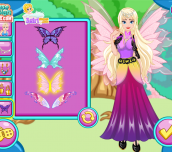 Spiel - Mother Fairy Elsa Dress Design