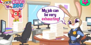 Spiel - Zootopia Job Slacking