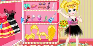 Spiel - Popstar Barbie And Daughter