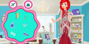 Spiel - Ariel Mermaid Dress Design