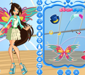 Spiel - Winx Club Bloom Season 6 Outfits