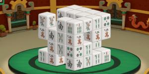 Spiel - Mahjongg 3D