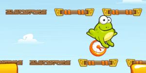 Spiel - Tap The Frog