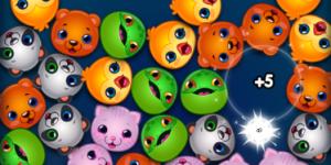 Spiel - Fluffy Cuddlies