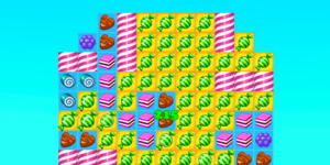 Spiel - Candy Flip World