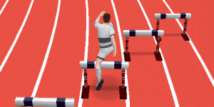 Spiel - Rio 2016: Běhání