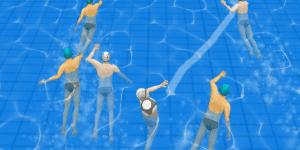 Spiel - Rio 2016: Vodní pólo