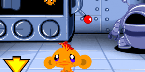 Spiel - Monkey Go Happy Stage 1