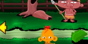 Spiel - Monkey Go Happy Stage 3
