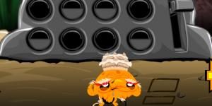 Spiel - Monkey Go Happy Stage 4