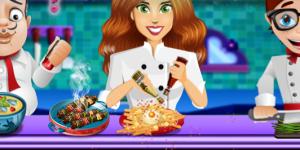 Spiel - Master Chef Slacking