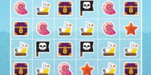 Spiel - Pirate Swap