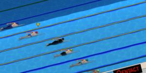 Spiel - Rio 2016: Swimming Pro