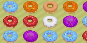 Spiel - Donuts!