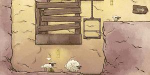 Spiel - Home Sheep Home 2: Verirrt im untergrund