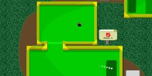 Spiel - Mini Putt 3