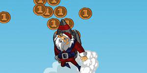 Spiel - Rocket Santa 2