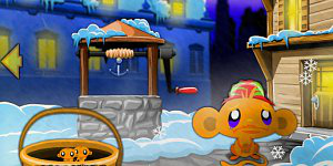 Spiel - Monkey Go Happy Mini Monkeys 2