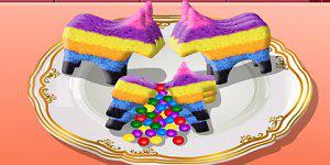 Spiel - Saras Kochunterricht: Pinatakekse