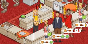 Spiel - Burger Restaurant 3