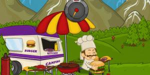 Spiel - Mad Burger