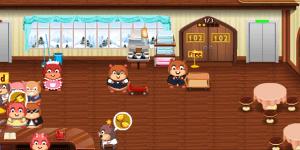 Spiel - Hamster Hotel