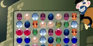 Spiel - Juwel Swap Deluxe