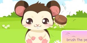 Spiel - Hamster Care