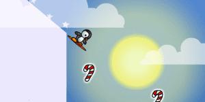 Spiel - Penguin skate 2