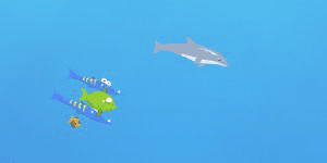 Spiel - Dolphin Olympics 2