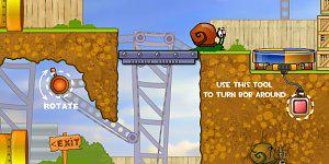 Spiel - Bob die Schnecke