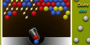 Spiel - Color Balls Solitaire 2