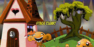 Spiel - Monkey Go Happy 4