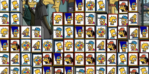 Spiel - Tiles Of The Simpsons