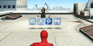 Spiel - Spiderman 2 Web of Words