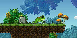Spiel - Frog Dares