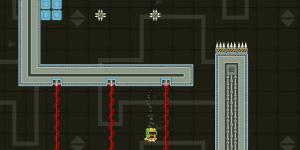 Spiel - Super Mega Bot
