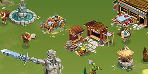 Spiel - Goodgame Empire
