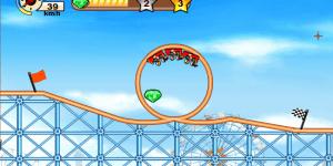Spiel - Rollercoaster Creator 2