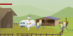 Spiel - Farmer vs Zombies
