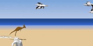 Spiel - Yeti Sports - Albatros Overload