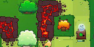 Spiel - Bloom Defender