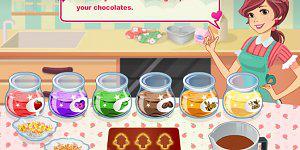Spiel - Choco Romance Today